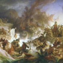 The ancient Greeks took advantage of the weather conditions in the naval battle of Salamis