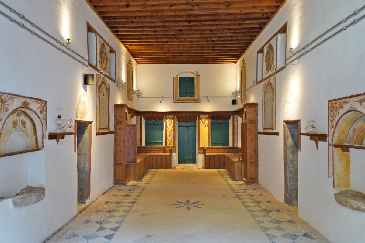 Historical Museum of Symi (photo: MOCAS)