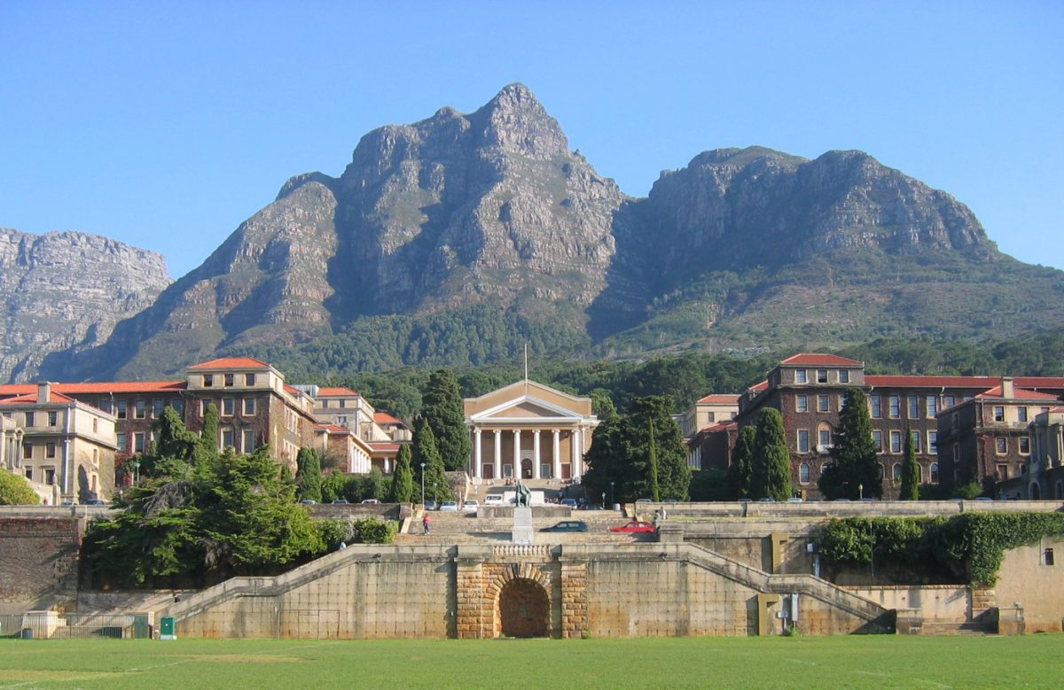 University of Cape Town postodoctoral fellowships