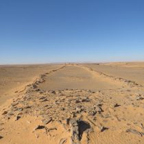 Vast stone monuments constructed in Arabia 7,000 years ago