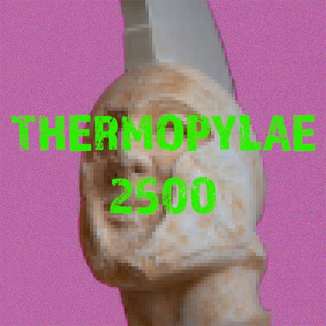 Submissions for the online conference Thermopylae 2500