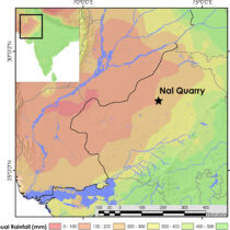 Oldest securely dated evidence for a river flowing through the Thar Desert
