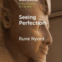 Seeing Perfection: Ancient Egyptian Images beyond Representation