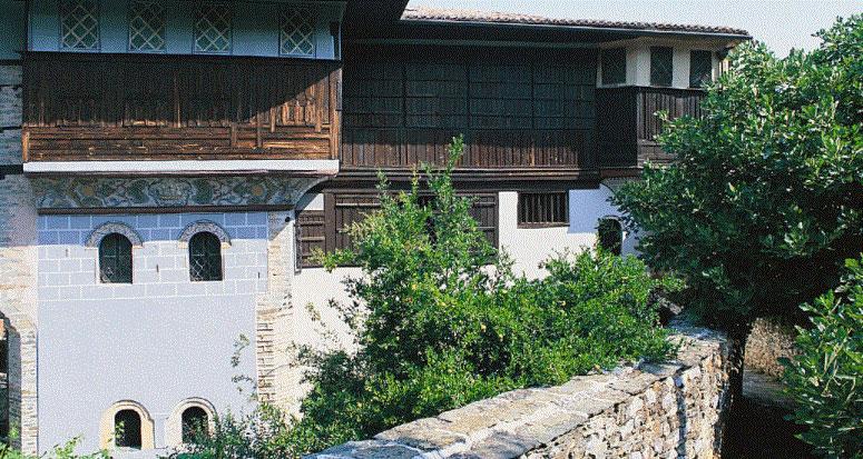 Schwartz Mansion at Ambelakia (Photo: AMNA/ Municipality of Tempi)