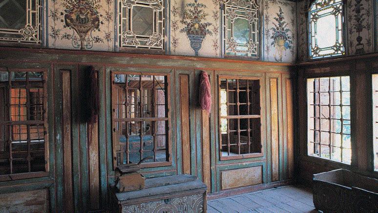 Schwartz Mansion at Ambelakia. (Photo: AMNA/ Municipality of Tempi)