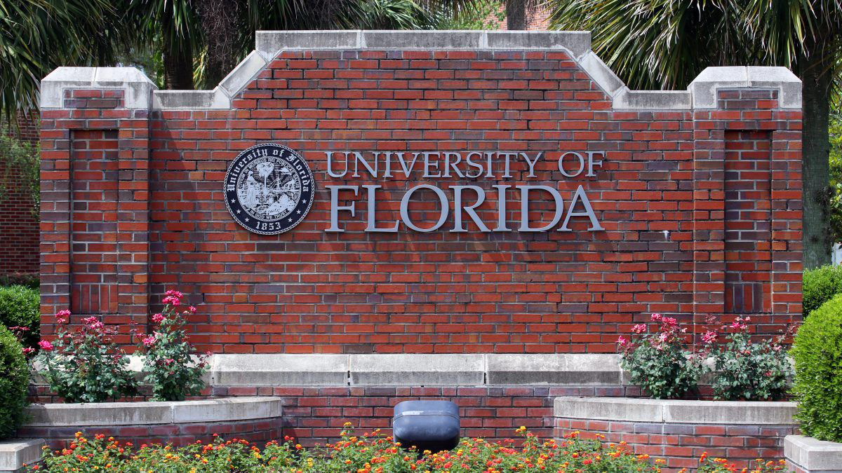 MA and PhD programs at the University of Florida.
