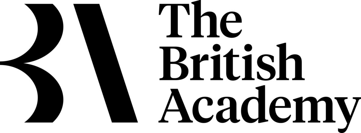 The British Academy's new logo, unveiled in September 2018.