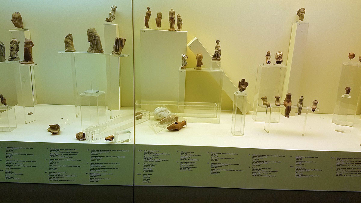 Archaeological Museum of Chios (photo: MOCAS)