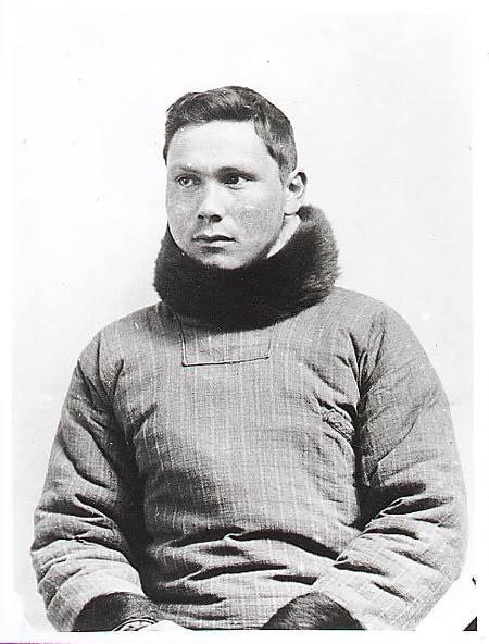 Explorer Jørgen Brønlund. Image credit : Wikipedia