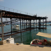French Wharf at Lavrion to be restored