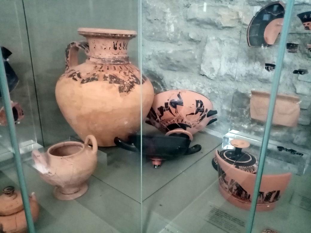 Archaeological Museum of Pythagorion (photo: MOCAS)