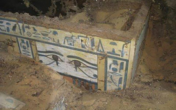 Ancient Egyptian tomb yields material evidence for gynecological treatment