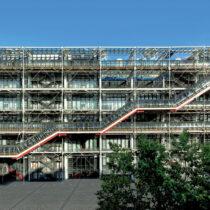 Pompidou Centre closes for renovation