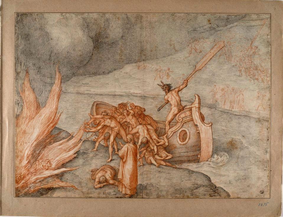 Uffizi Gallery celebrates 700th anniversary of Dante's death
