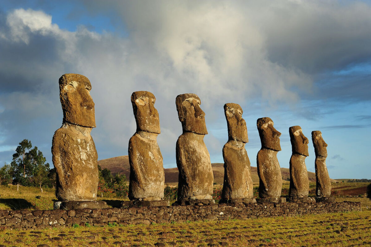 New findings about Prehistoric Easter Island