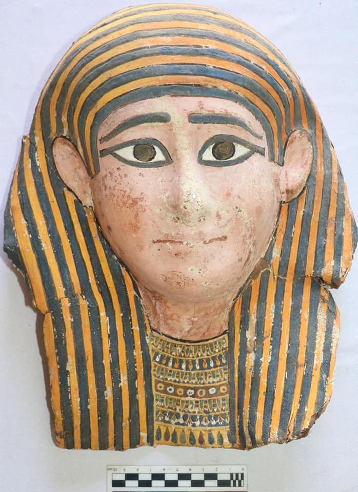 From the finds at Saqqara, January 2021. Source: Ministry of Tourism and Antiquities, Egypt.