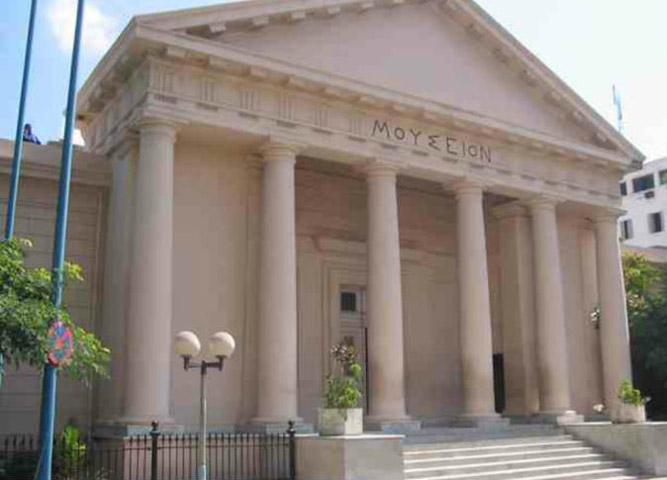 The Graeco Roman Museum of Alexandria.