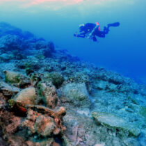 Underwater Archaeological Research off Kasos in 2020
