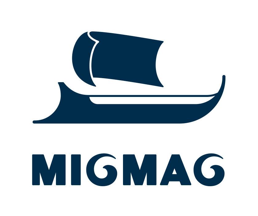 MIGMAG logo.