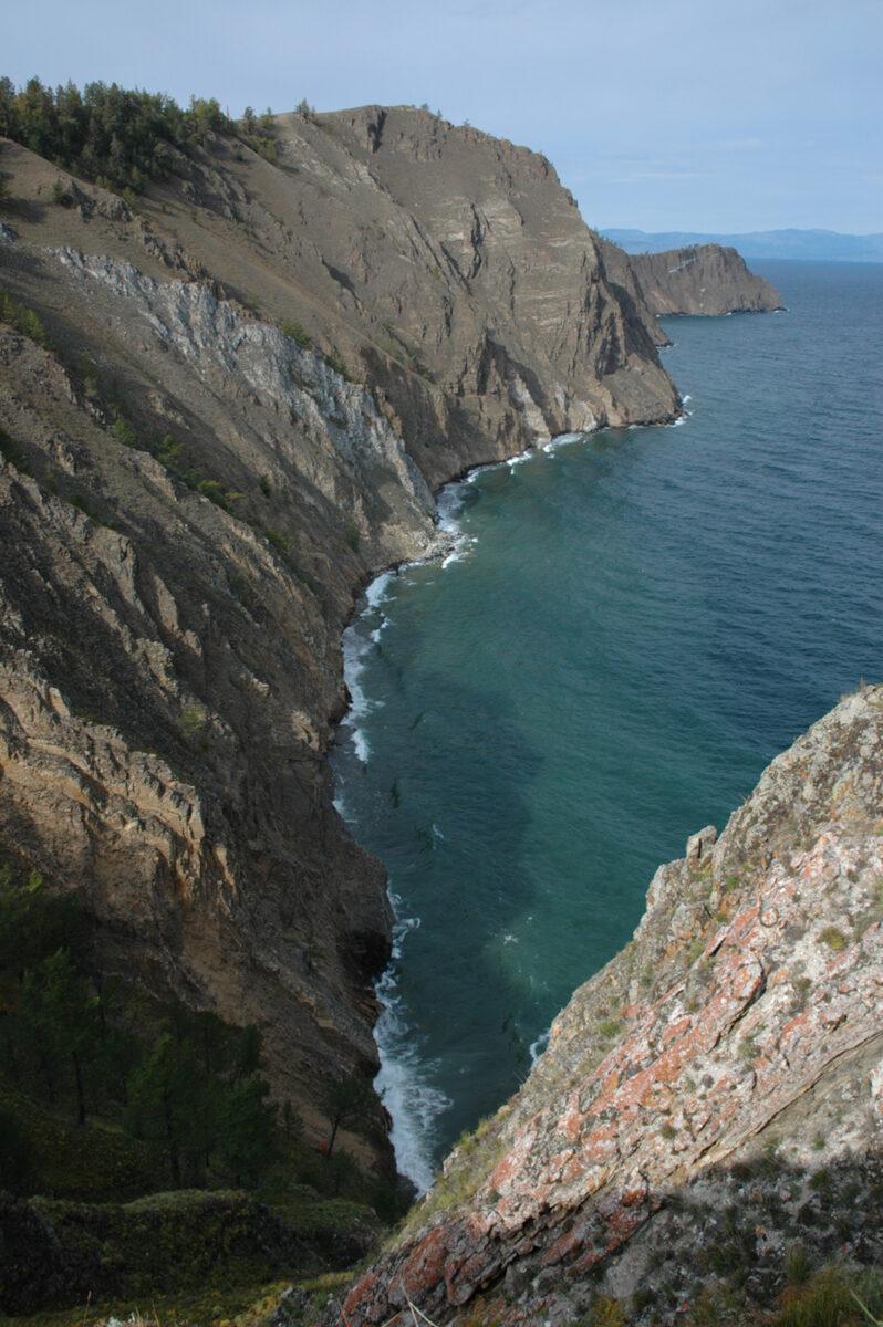 Olkhon Island and Lake Baikal.  Credit: Jason Rogers. Creative Commons Attribution 2.0 Generic license.