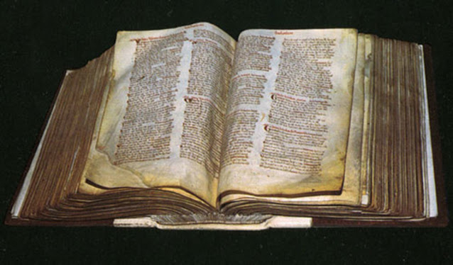 Domesday Book. Credit: The National Archives