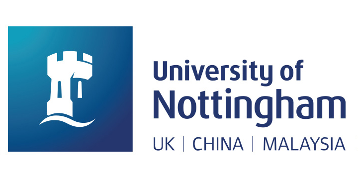 University of Nottingham logo.
