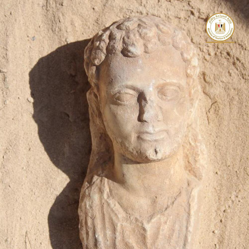 From the finds of the Egyptian-Dominican mission at Taposiris Magna, 2020-2021. Credit: MoA, Egypt.