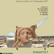Classical Cyprus. Proceedings of the Conference