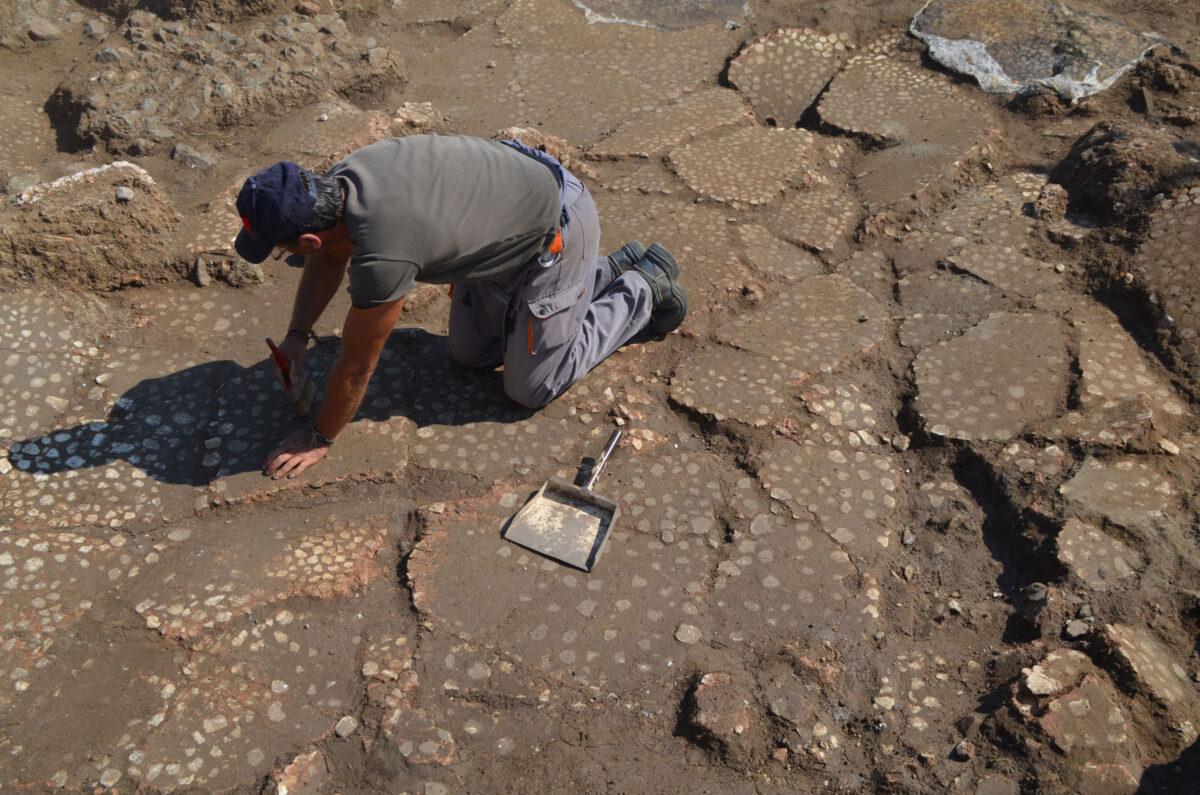 New Finds in Aegae