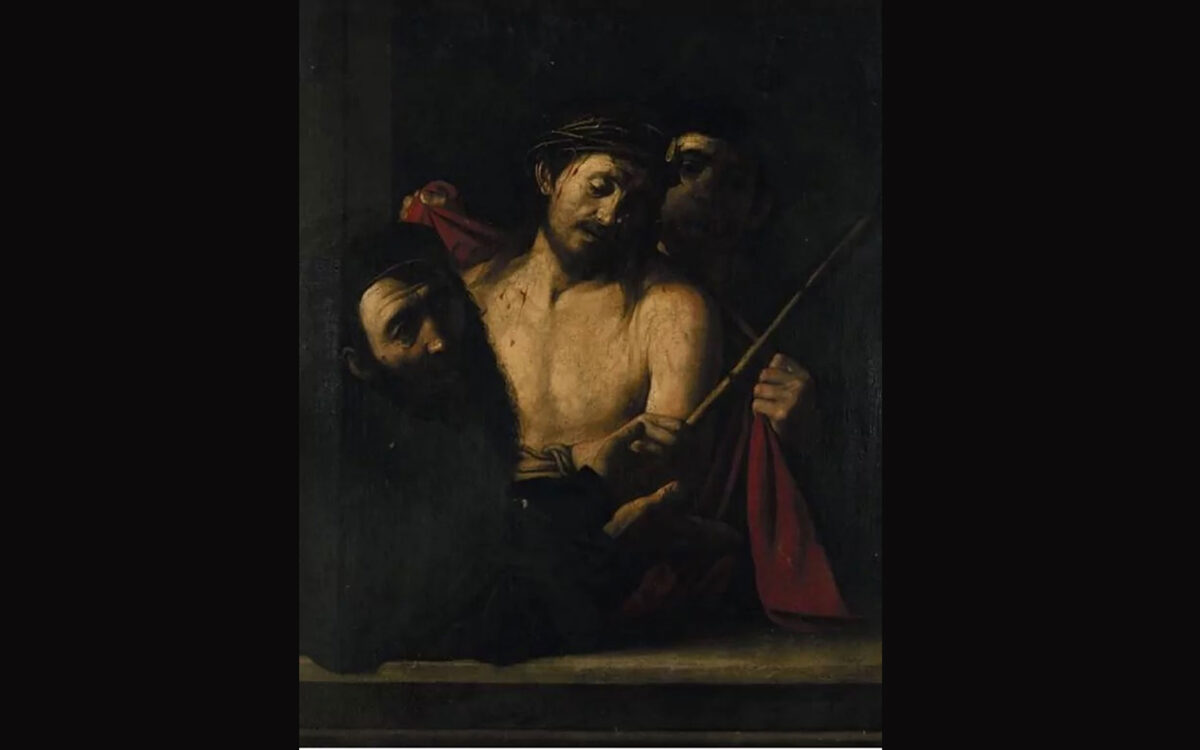 The Spanish government blocked sale of painting attributed to Caravaggio