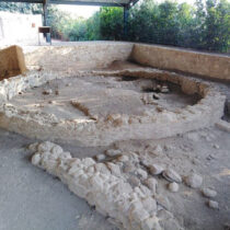 Conservation and restoration at the site of Kissonerga-Mosfilia