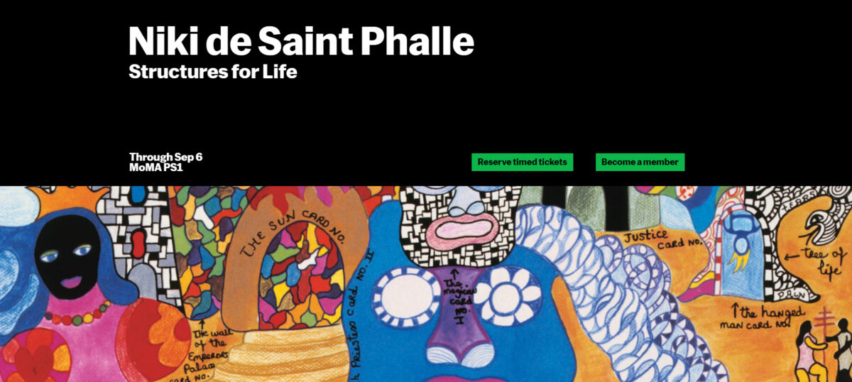 Niki de Saint Phalle: Structures for Life