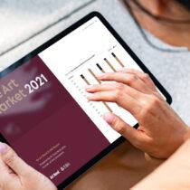 Record increase in online sales of art works in 2020