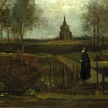 Arrest for theft of works by Van Gogh and Frans Hals
