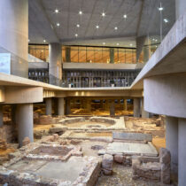 Acropolis Museum ready to welcome its visitors