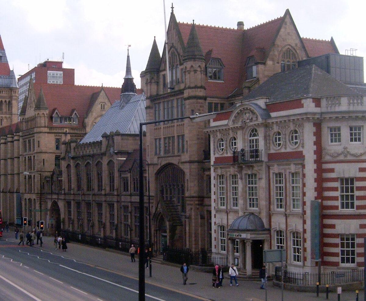 Manchester Museum (photo: Wikipedia).