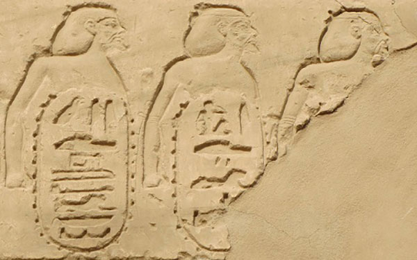 Pharaoh Sheshonq I (c. 943-923 BCE) is traditionally viewed as the founder of the 22nd Dynasty.