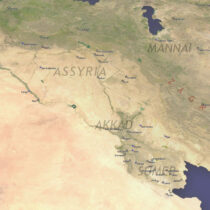 Assyria, the West, and transition chronology (Late Bronze to Iron Age)