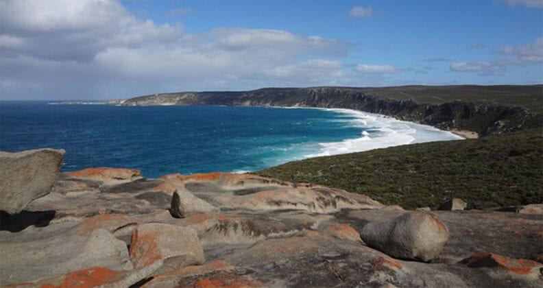 Stock image of Kangaroo Island in South Australia. Credit : N/A