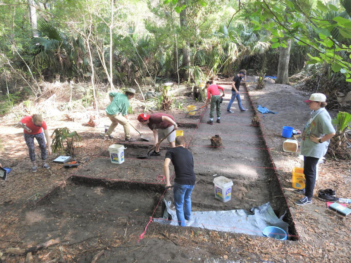 Uncovering the lost Indigenous settlement of Sarabay