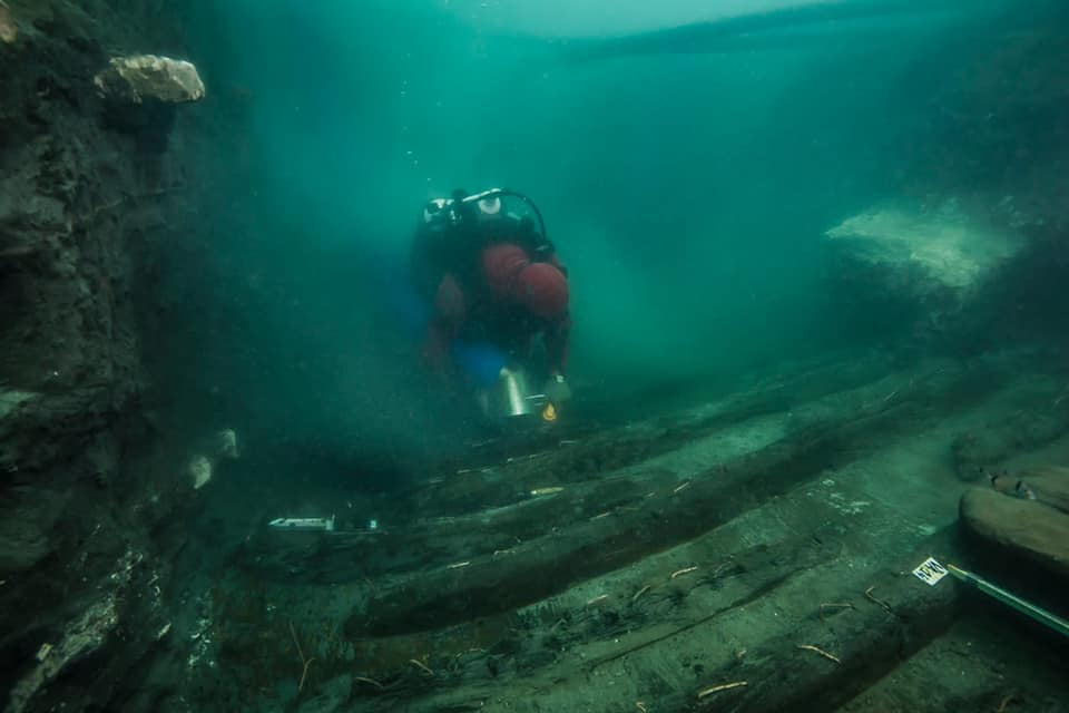 From the underwater research at Thônis-Heracleion. Image: MoTA Egypt.