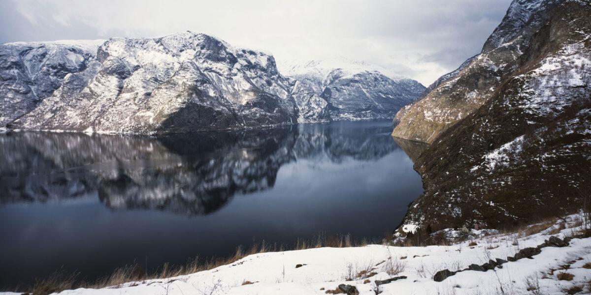 Erieta Attali, Aurlandsfjord, Norway 2012 (© Attali).