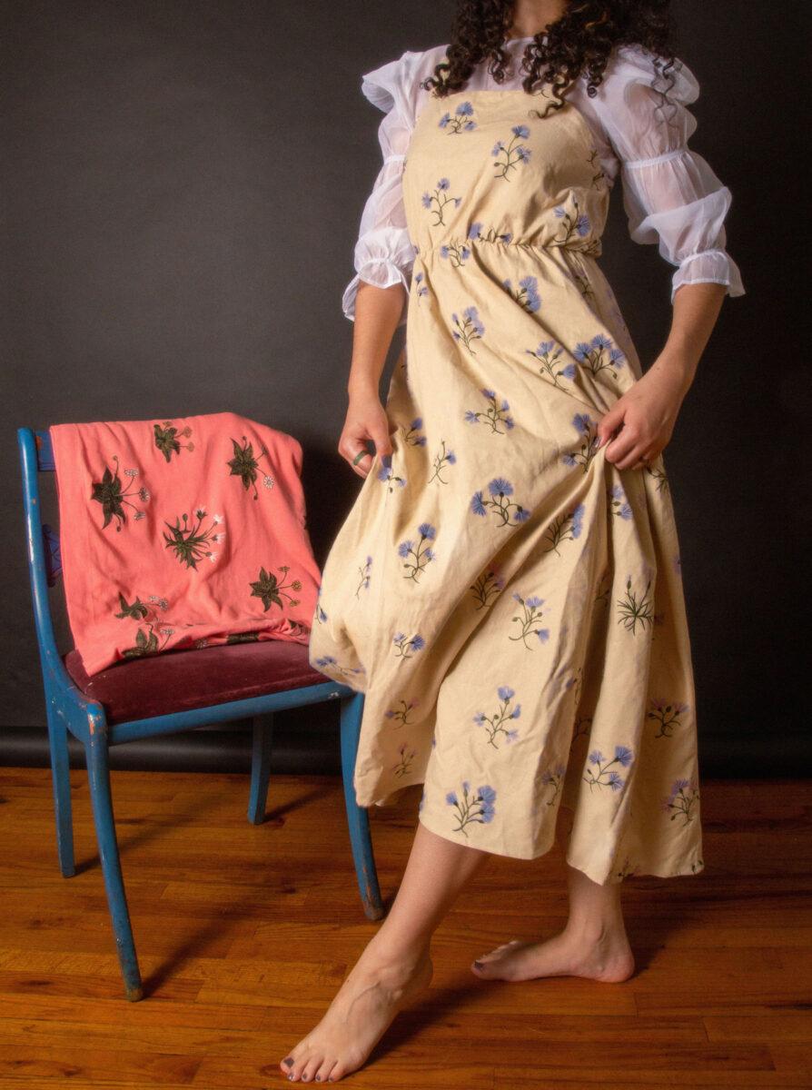 The garments recreated by American product designer Nikolas Bentel (photo: nikolasbentelstudio.com).