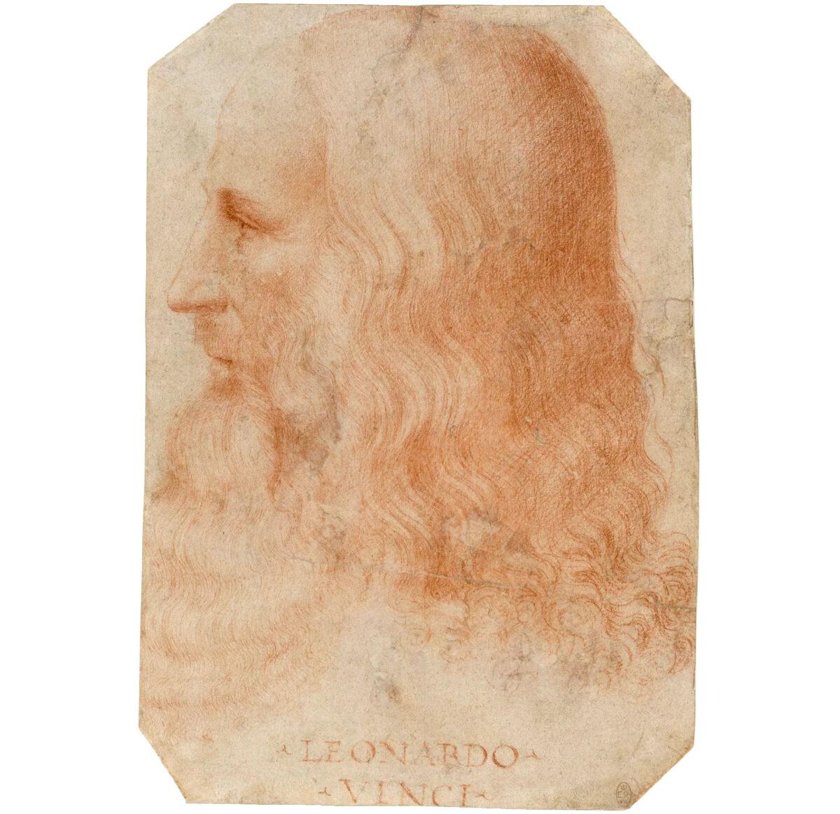 Portrait of Leonardo da Vinci attributed to Francesco Melzi circa 1515-1518 (photo: Wikipedia).