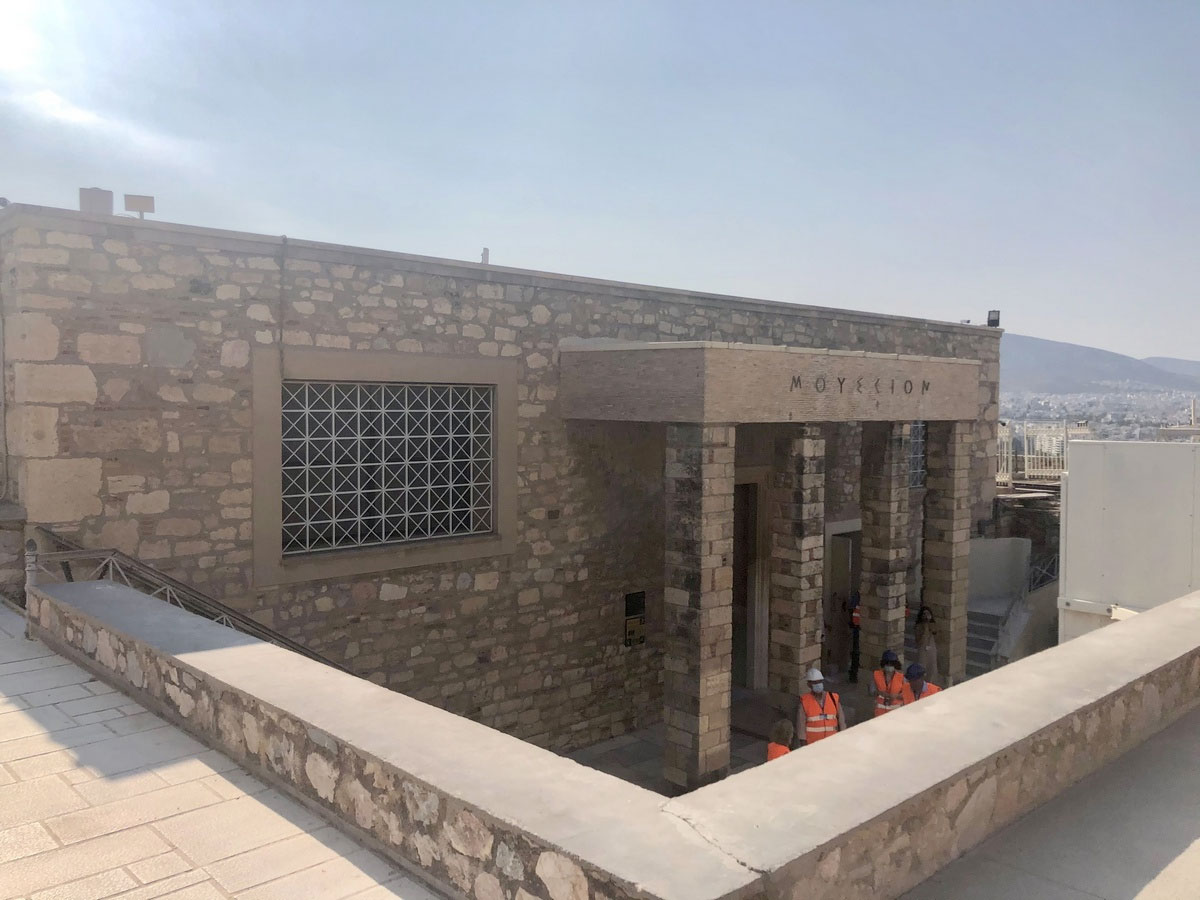 The Old Acropolis Museum (photo: MOCAS)