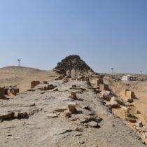 The Pyramid Complex of Pharaoh Sahura Has Been Restored