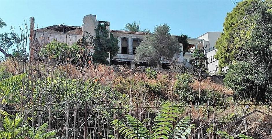Villa Pologiorgi (photo: AMNA).
