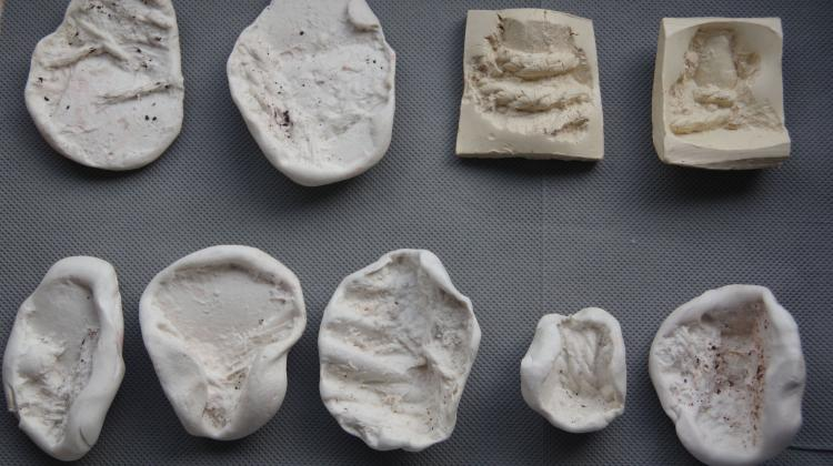 Unknown types of ancient Greek textiles identified