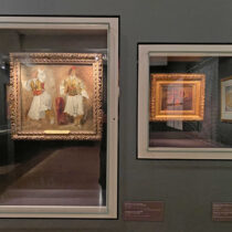 New works from the Louvre for the exhibition 1821 Before and After