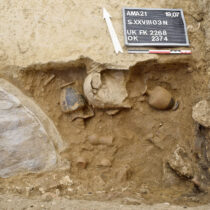 The new finds at the sanctuary of Artemis Amarysia